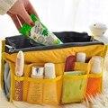 Travel accessories organizer makeup bag nylon light beauty