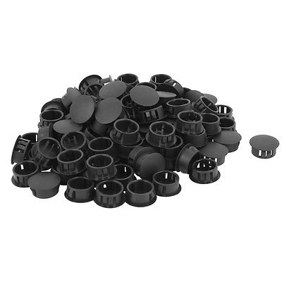 SKT-19 Plastic 19mm Dia Snap in Type Locking Hole Connectors Button Cover 100pcs торцовочная пила c10fce2 hitachi c10fce2
