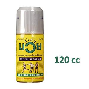 Image 1 - Namman Muay tajski boks linek olej bóle mięśni ulga 120g
