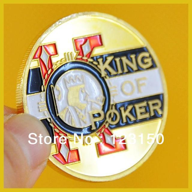 Card Protector, Texas Holdem Accessories, King Poker