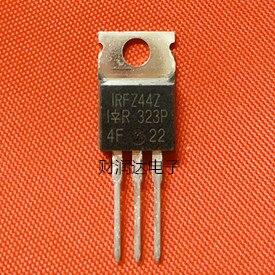10P lot The new IRFZ44Z IRFZ44ZPBF TO 220 quality assurance