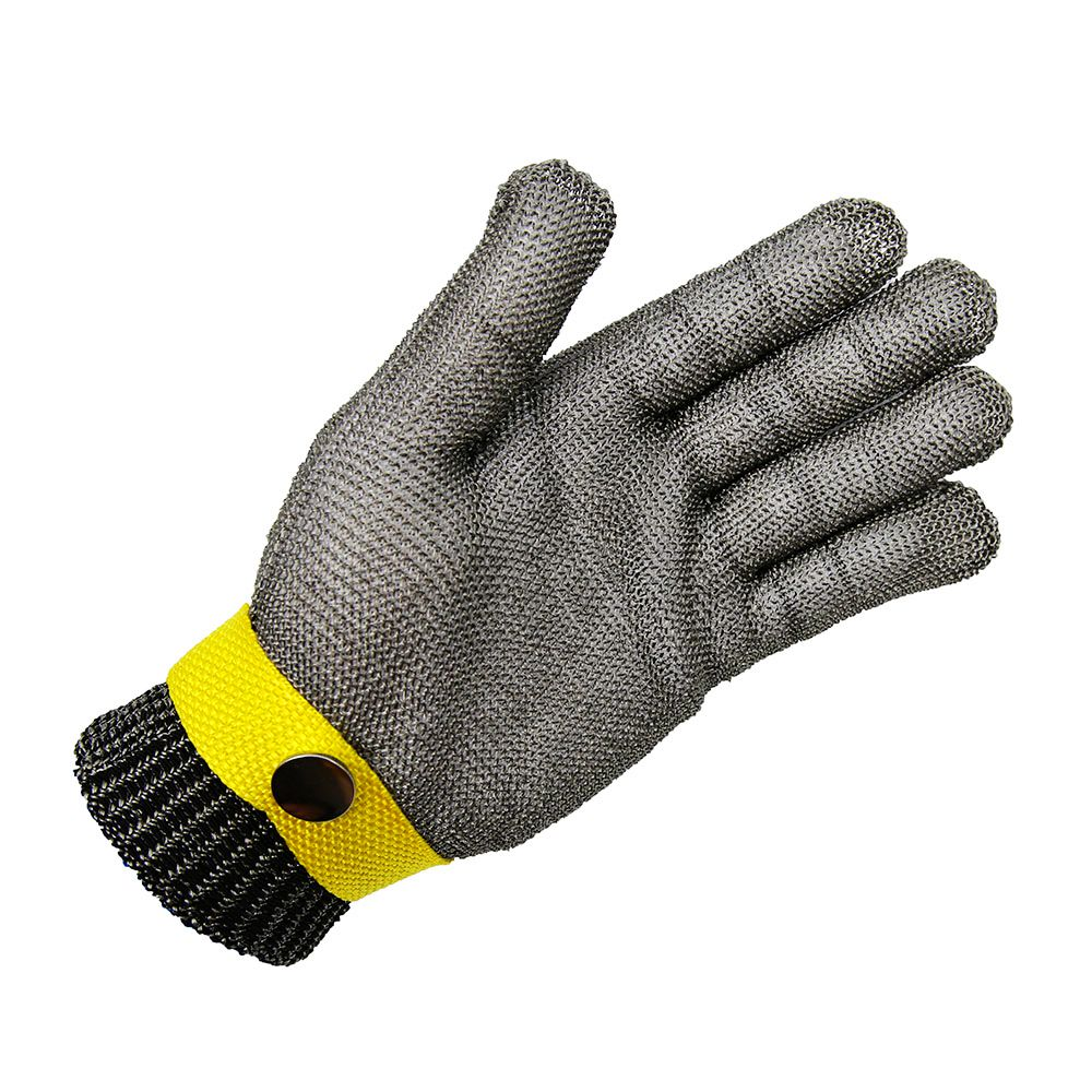 Durable Quality Safety Glove 10pcs lot Stainless Cut Resistant Proof Gloves Butcher Meat Processing Breathable Gloves