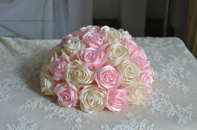Online Shop Wedding Decoration Table Real Touch Rose Flower Wedding