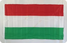 Free shipping 3ft x 5ft Hanging HU national Flag Hungary national Flag Banner 150x90cm for Celebration big flag