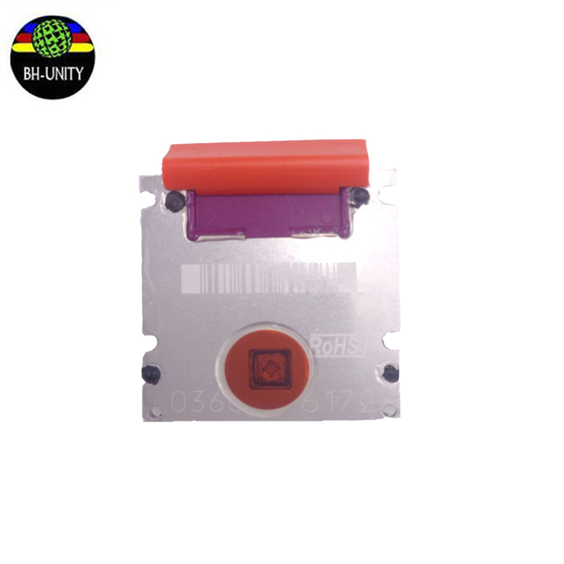 New Xaar 128 40PL 80PL Printhead (Purple) Xaar 128 360dpi 40pl/ 200dpi 80pl print head for Infiniti/ Liyu Large Format Printer