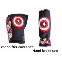 Christmas Gift Shop Car Shifter and Handbrake Covers Relaxation