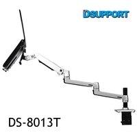 Aluminum Alloy Desktop Mount Ultra Long Arm Dual Use Laptop Desk Tablet Monitor Holder Mount Arm