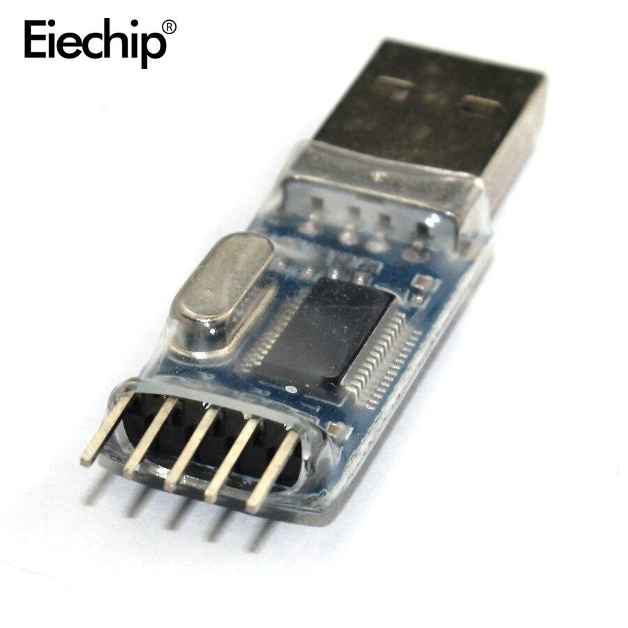 PL2303HX модуль скачать линия на STC микроконтроллера USB к TTL программирования блок в девяти обновления