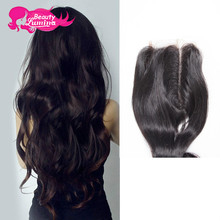 Ms Lula Brazilian Loose Wave Virgin Hair With Closure 3 pcs Unprocessed Virgin Brazillian Hair With Closure On Sale