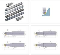 Werkzeug Stange SRFH20S25M 1 teile/los 100% original Mitsubishi Fräser Klinge Einsatz Schneiden Werkzeug