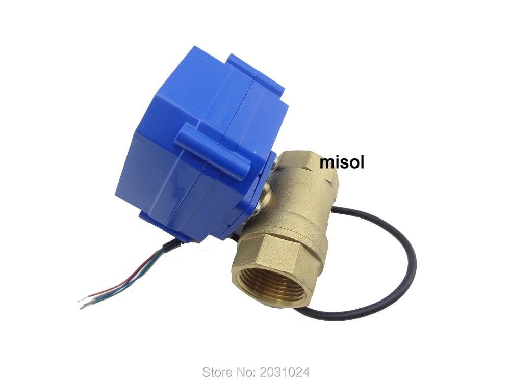 Motorized ball Ventil valve,220v,2 way,DN15,electrical valve, motorized valve цены онлайн
