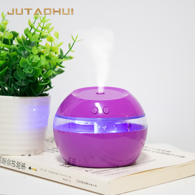 Mini Ultrasonic Air Aroma Humidifier Electric Aromatherapy Essential Oil Aroma Diffuser With Color Led Lights for BabyMini Ultrasonic Air Aroma Humidifier Electric Aromatherapy Essential Oil Aroma Diffuser With Color Led Lights for Baby