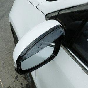 Jameo Авто 2 шт ABS Авто Стайлинг Зеркало заднего вида Защитная крышка зеркало заднего вида отделка наклейка для KIA Sportage KX5 QL 2016-2018