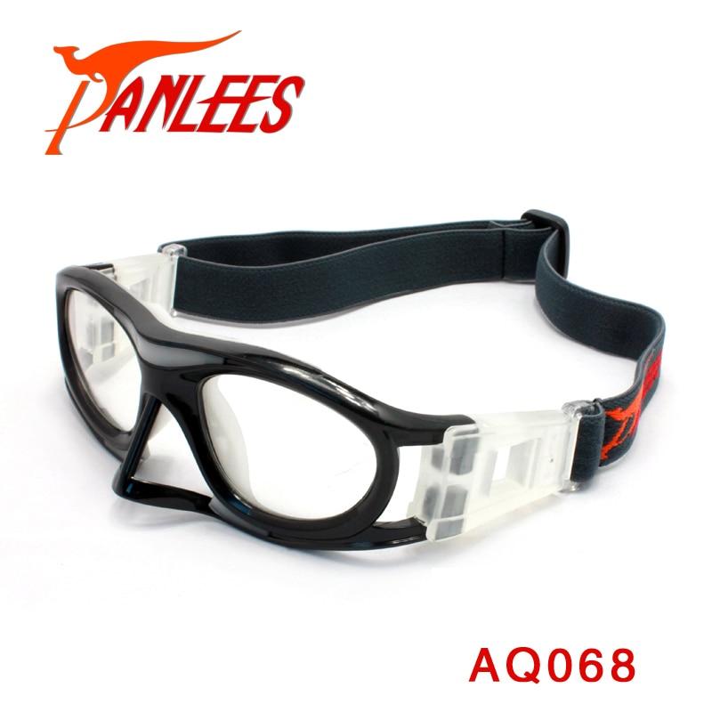 0e883e64b75e Panlees Eyeglasses Handball Racquetball Football Volleyball Basketball  Prescription Goggles Sports Safety Eyewear Glasses-in Eyewear Frames from  Apparel ...