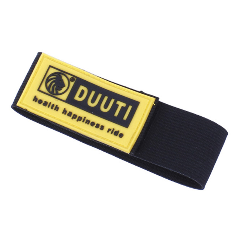 MYPF-DUUTI outdoor bike bike ride pants ankle straps banded Pants Clip yellow