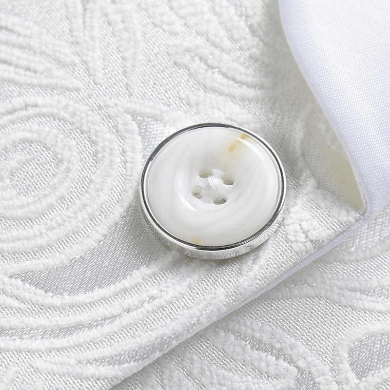 Plyesxaleブレザー男性2018スリムフィットメンズフローラルブレザースタイリッシュショール襟スーツ白の結婚式のブレザー男性ステージ着用q233