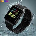 SKMEI Digitale Bluetooth Astuto Della Vigilanza Per Le Donne di Sport Pedometro Calorie Fitness Impermeabile degli uomini Wristwatche relogio inteligente