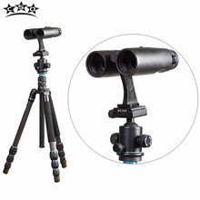 Wholesale prices High Quality CSO Universal Connector Adapter Mount Tripod Bracket Mount L Holder for Binocular Telescope Fully Metal Accessories