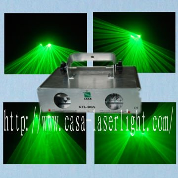 50Mw Green stage special lighting effects laser show system price