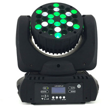 New Design LED 36x3w Beam Moving Head RGB DMX Stage Light Effect Light fixture for DJ Party Disco Nightclub Bar