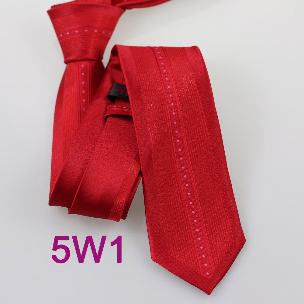 Yibei Coachella галстук красный Средства ухода за кожей Шеи Галстуки граничит с розовый маленький горошек в Вертикальную Полоску блестящие Средства ухода за кожей Шеи Галстук Тонкий Новинка corbatas Седа тканые
