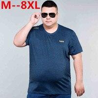 Plus Size 10XL 8XL 6XL 5XL 4XL T Shirts Men Compression Shirt Men S MMA Tshirt