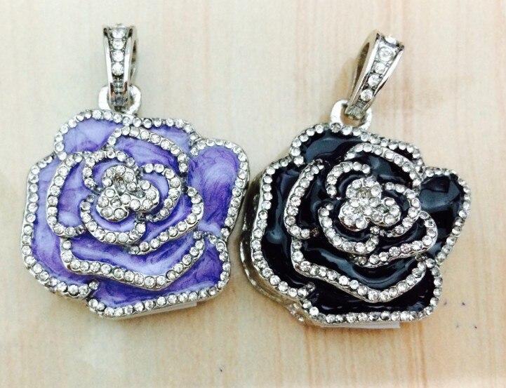 Զարդեր վարդի ծաղիկների նվեր USB Flash Drive - Արտաքին պահեստավորման սարքեր - Լուսանկար 5