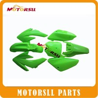 Pit Bike Dirt Bike Body Cover CRF70 Plastic Kit FOR Honda GPX SSR Kayo140 Apollo Bosuer