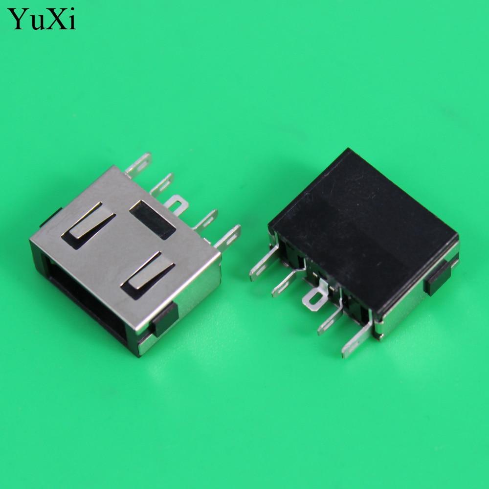 YuXi New DC power jack for Lenovo B40 B50 E40 G40 G50 Z40 Z41 Z50 Z51 Y50 N50 Z510 Z710 T440 DC jack Connector floor price new dc power jack connector for lenovo g400 g490 g500 g505 z501 dc jack 5pin