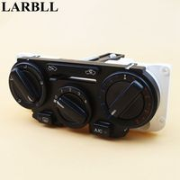 LARBLL Car Styling A/C Heater Control Panel Plate Climate Control Switch 27510 ED50A for Nissan Tiida Sylphy Livin NV200 Geniss