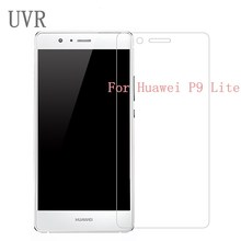 UVR For Huawei P9 Lite Tempered Glass New 9H Explosion-proof Screen Protector Glass Film For Huawei P9Lite For P 9 Lite(China)