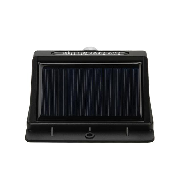 Waterproof 16 LED Solar Light Solar Panels Power PIR Motion Sensor LED Garden Light Outdoor Pathway Sense Solar Lamp Wall Light