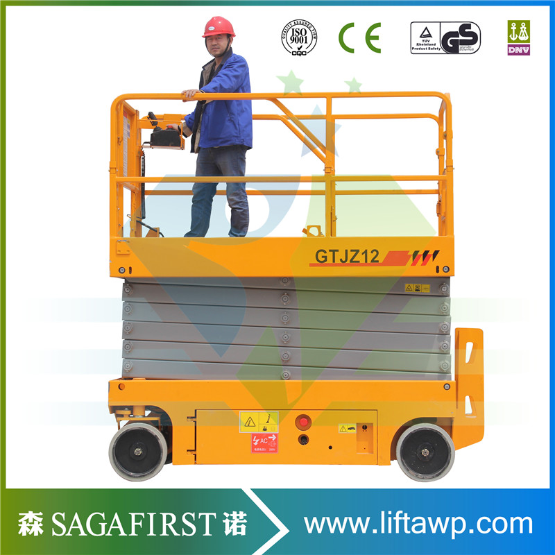 High Quality Cheaper Price Self-Propelled Scissor Lifts