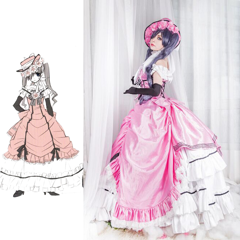Anime Ball Gown