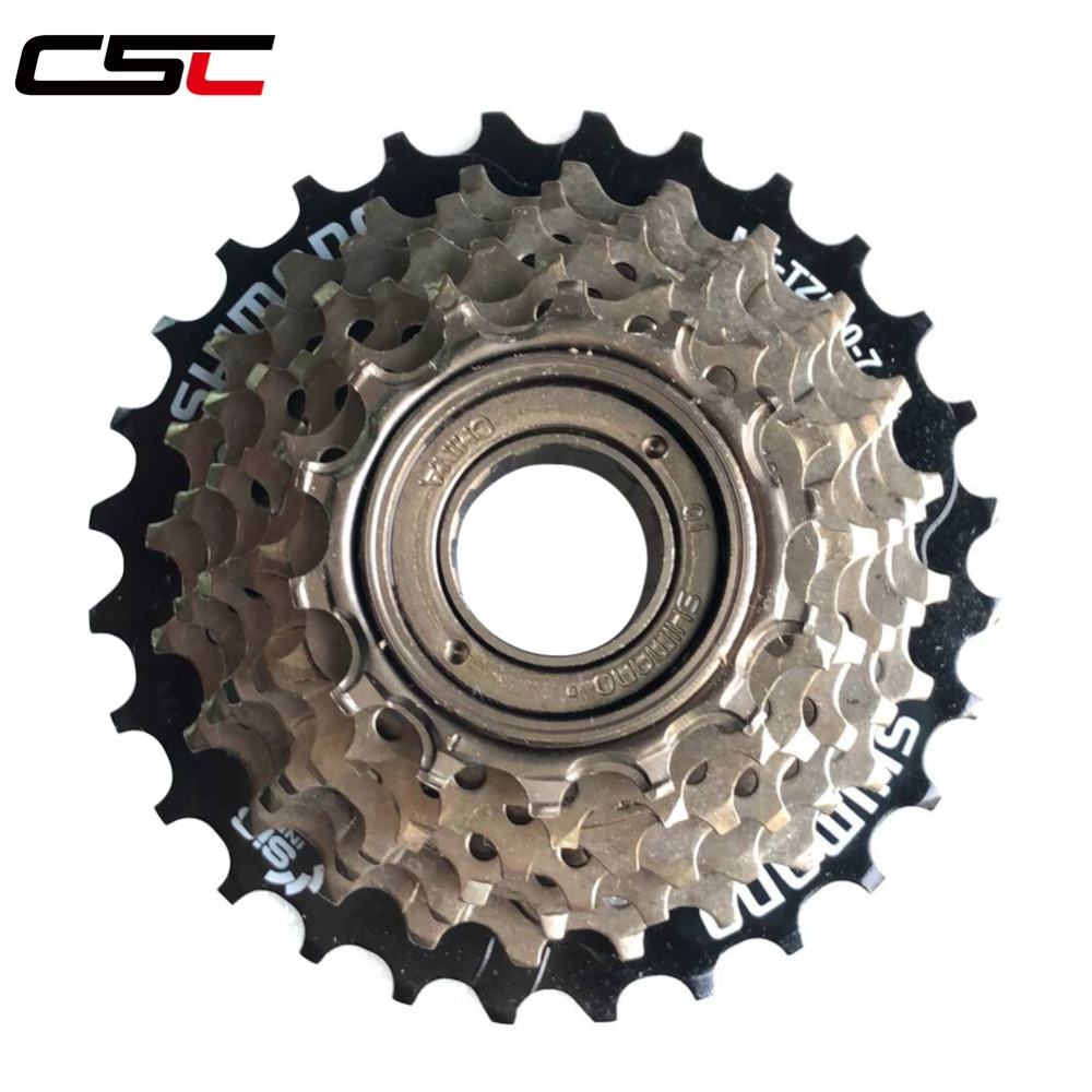 Sporting Goods Flight Tracker Sunrace 7 Speed 13-28 Freewheel Cassettes, Freewheels & Cogs