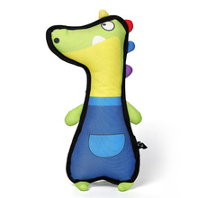 Pet Soft Dog Toys Animal Design Cotton Rope Durable Chew Training Teething for Small to Medium Puppy