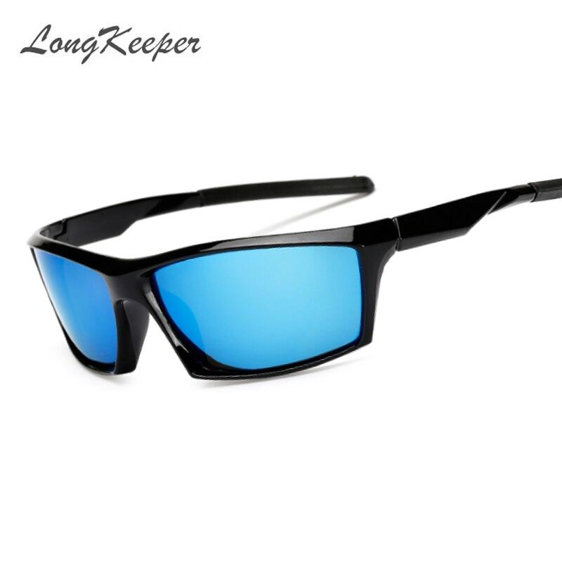 b1f93dc6ea1d68 LongKeeper 2017 Marque lunettes de Soleil Polarisées Camouflage Cadre Sport  Lunettes de Soleil De Pêche Lunettes Gafas De Sol Masculino UV400 dans  Lunettes ...