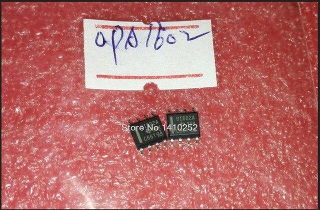 3 pcs opa1602aidr opa1602aid opa1602 o1602a sop8 module 신품 송료 무료