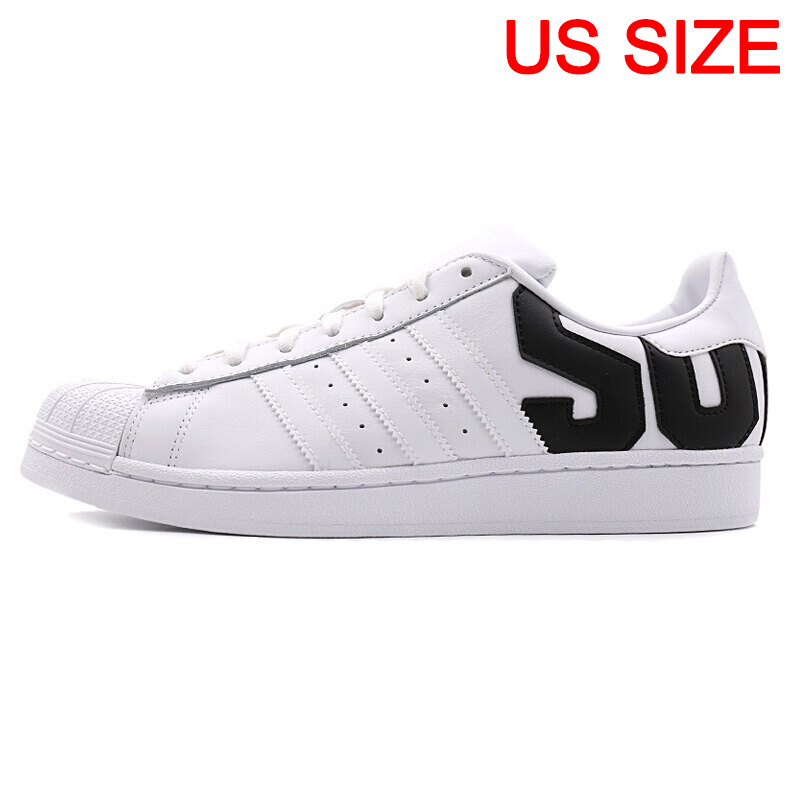 5e2ce32ee4 Original New 2019 Adidas Official Classic SUPERSTAR Men's Skateboarding  Shoes Sneakers Synthetic Light Weight Leisure B37978