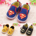 Cartoon Print Canvas Baby Boy Shoes/Skidproof Baby Walker For Boys/Sapatos Meninos Monstros Sa/Sapatenis/Scarpe Bambina