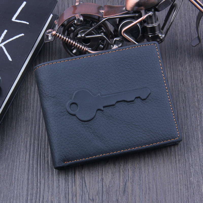 Genuine Leather Men Wallets 2018 Fashion Designers Famous Brand Money clip Pocket Men Pu ...