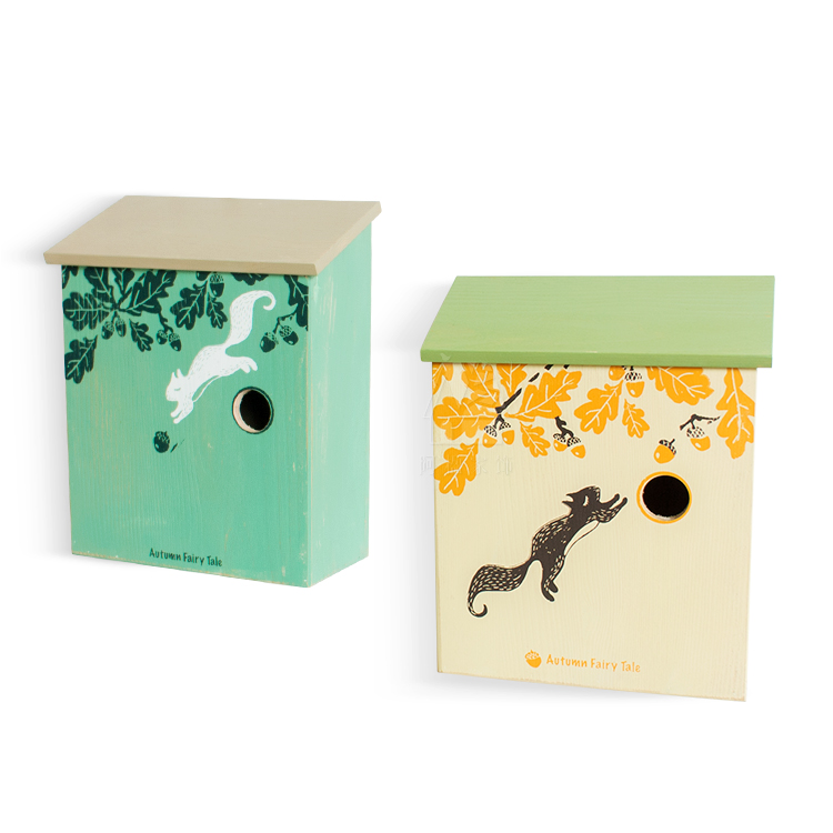 Boîte de rangement en bois étagère en bois présentoir décoration murale articles divers boîtes maison supports étagères de rangement 29X23X10 cm