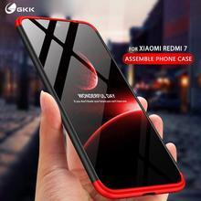 GKK Original Case for Xiaomi Redmi 7 Case 3 in 1 All-inclusive Business Shockproof Hard PC Matte Back Cover for redmi 7 Coque original 7 1658462 3