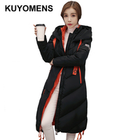 2016 Winter Jacket Women Winter And Autumn Wear Parkas Winter Jackets Outwear Women Long Coat Coatscasacos