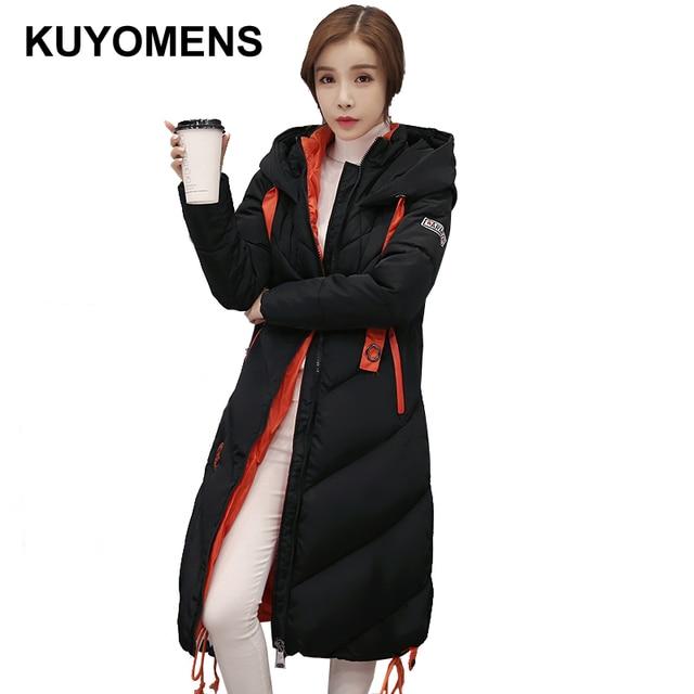 2016 Winter Jacket Women Winter And Autumn Wear Parkas Winter Jackets Outwear Women Long Coat Coatscasacos de inverno feminino