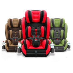 Child Car Safety Seat 0-12Y Portable Baby Booster Car Seat  Five Point Harness Toddler Car Seat 9months-12 year old