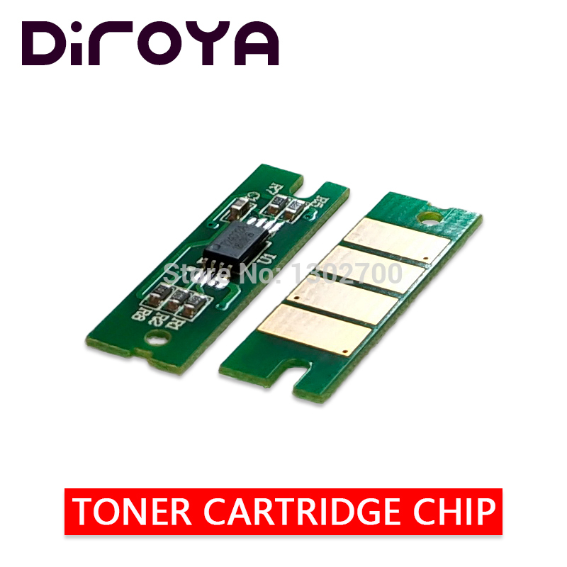 Cartridge-Chip Ricoh Toner SP3710 For 3710sf/3710dn/3710/.. 3710x408284 5PCS 7K