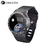 S99A 3G Smartwatch Phone 1 33 Android 5 1 MTK6580 Quad Core 8GB ROM 2 0MP