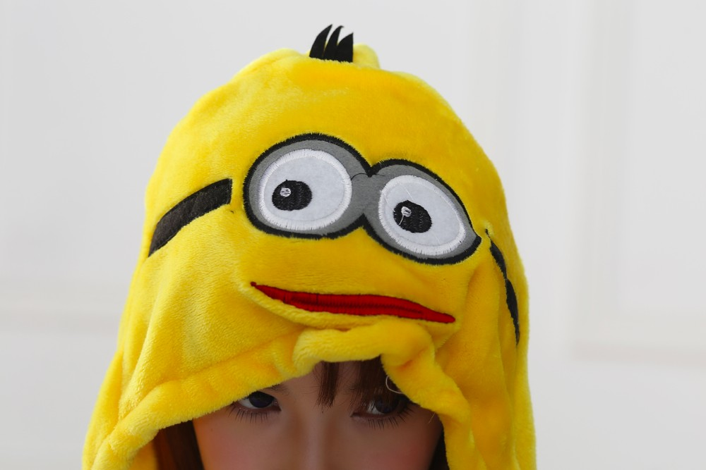 adult minion pajamas Picture - More Detailed Picture about ...
