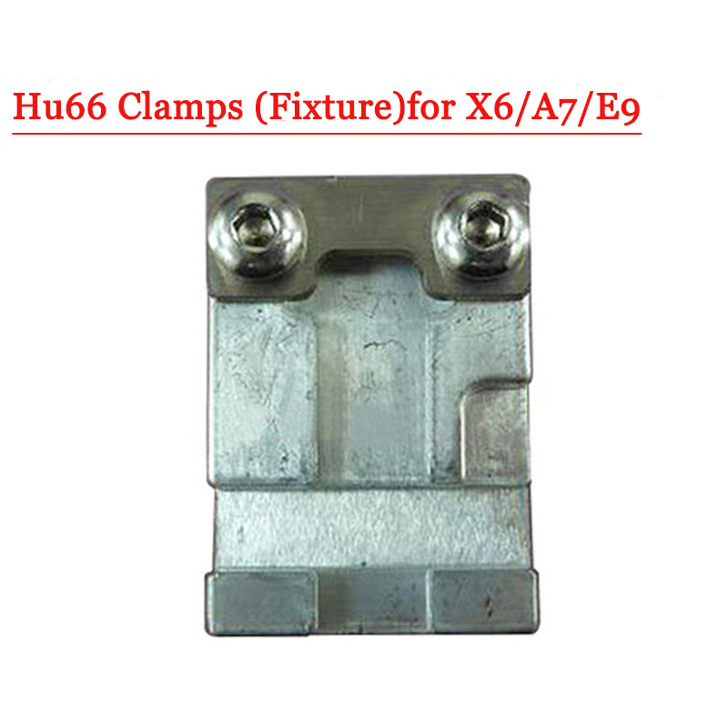 Factory Price(1 Piece) VW HU66 Clamp For Automatic X6 /V8 Key Cutting Machine